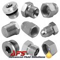 Plugs & Caps Mild Steel Hydraulic End Stop